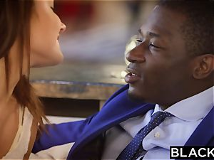 BLACKED very first interracial For hottie Adria Rae