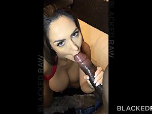 BLACKEDRAW Ava Addams Is pummeling bbc And Sending photos To Her husband