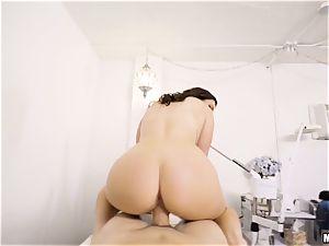 crazy orgy massagist Karli Brookes boinked deep
