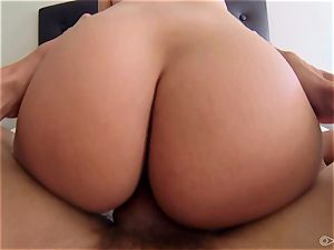 Anissa Kate having her wooly tiny gash boned