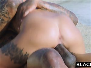 BLACKED ideal assets cutie ravages Her bbc Diving Coach