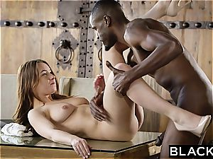 hot model Taylor Sands takes bbc
