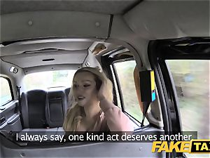 fake taxi fantastic mum with ample bosoms inhales jizz-shotgun