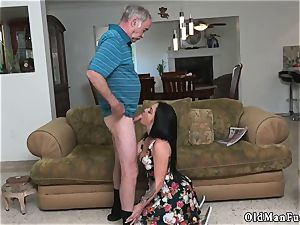 lady and old nubile lick culo very first time Frannkie s a rapid learner!