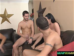 waving babe plowed doggystyle In crazy Game