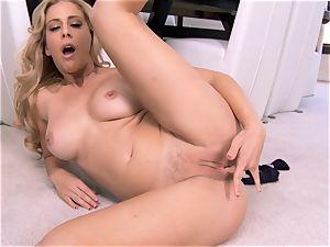 unbelievable milf Cherie Deville shows exactly what she luvs