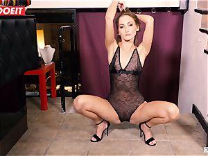 LETSDOEIT - Kira Gets raunchy torture at bondage & discipline party