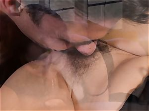 Valentina Nappi tucked in her humid pussyhole