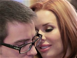 Mean mother Veronica Avluv pokes her daughter's guy