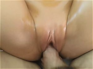 steaming honey Kendall Kayden deepthroating man rod pov stlye