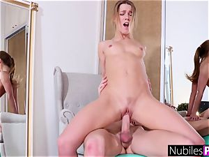 private exercise W Alexis Crystal And fat stiffy S16:E8