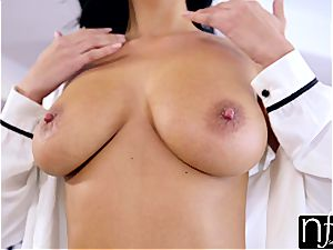Anissa Kate is a professional cock-milker