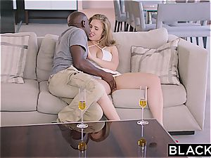 fantastic Lena Paul attempts ebony meat