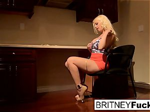 Britney tempts a phat spear