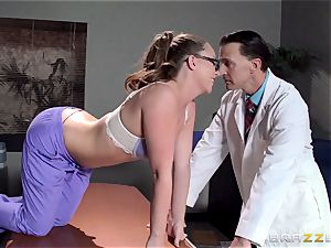 Nurse Maddy OReilly puts things right with a penetrating