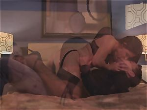 The Game part 2 with cougar dark haired India Summers