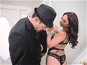 ravaging man rod deep into Monique Alexander