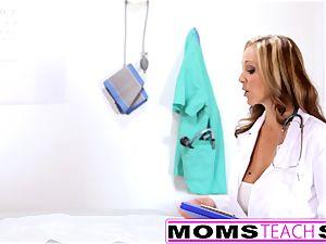 MomsTeachSex - whorish cougar hungers schlong And vulva