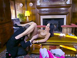 provoking obedient nails his super-fucking-hot big-titted boss Patty Michova