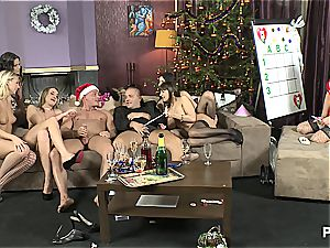 The hook-up Game before Christmas gig 2