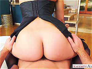 eagerness and tantric enthusiasm comes with Rachel Starr and her highly inappropriate behaviour