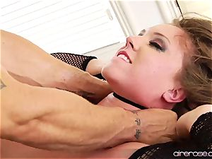Airerose Maddy Oreilly Has Herself Some rough hump