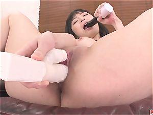 fucktoys boning Hina Maeda beaver Makes Her bust