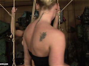 Kathia Nobili enjoy plumbing the sizzling woman with faux-cock