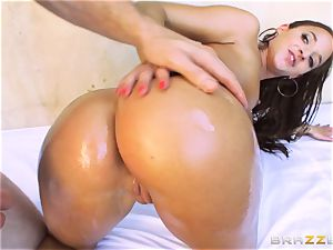 Amirah Adara getting her tight little arse smashed
