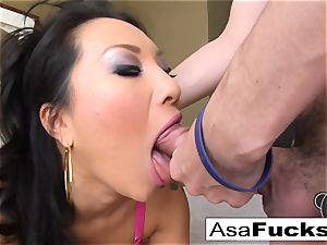porn industry star Asa Is Known For Her dirty BJs