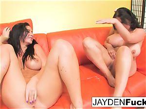 Jayden Jaymes And Sheridan love
