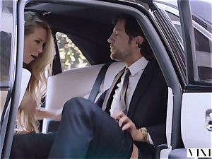 VIXEN Nicole Aniston Surprises Her boyfriend With molten fuckfest