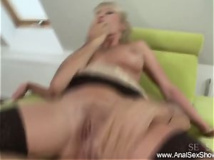 She attempt anal Just for joy