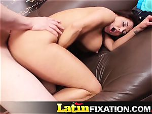 LatinFixation Ava Addams swallow tastey spunk